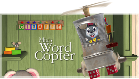 Mia's Word Copter